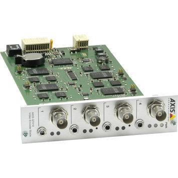 AXIS Q7414 Video Encoder Blade - video server - 4