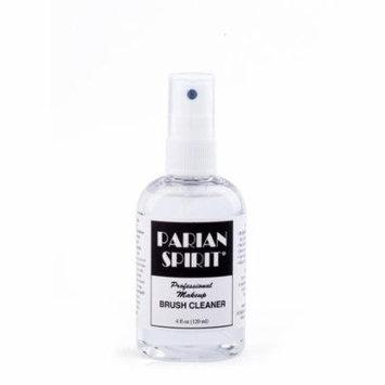 Parian Spirit Professional Makeup Brush Cleaner, PS4, 4 Fluid Ounce