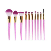 Becoler 10 Pieces Eye Shadow Brushes