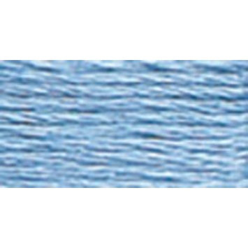 Anchor Six Strand Embroidery Floss 8.75 Yards-Ocean Blue Light 12 per box