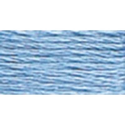 Anchor Six Strand Embroidery Floss 8.75 Yards-Ocean Blue Light 12 per box