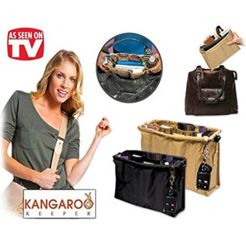 Kangaroo Keeper Brite Pocketbook and Purse Inner Bag Organizer Sets by OraCorp -