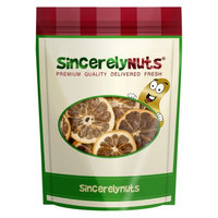 Sincerely Nuts Natural Dried Lemon Slices, 1.5 LB Bag