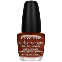 L.A. Colors 5 Color Metallic Eyeshadow, Desert Dune, 0.26 Ounce