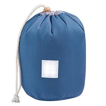 Bluelans Makeup Bag - Waterproof Travel Kit Organizer Bathroom Storage Cosmetic Bag Carry Case Toiletry Bag
