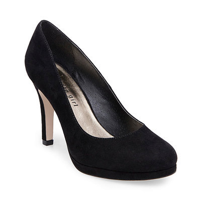 Madden Girl Dolce Pumps 8 M, Black Fabric