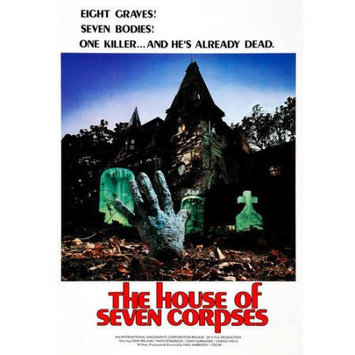 Fye House of Seven Corpses DVD
