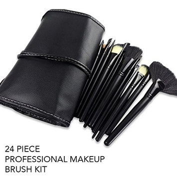 Medex STUDIO 24-Piece Professional Complete Makeup Brush Kit