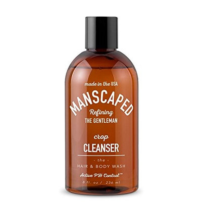 Men's All-in-one invigorating Body Wash, loaded with Vitamins by Manscaped - the Crop Cleanser