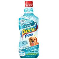 Dental Fresh® Original Formula Water Additive for Dogs & Cats (8 fl oz)