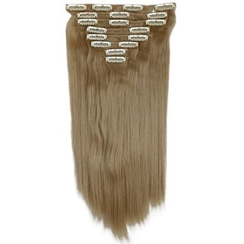 100% Real Soft Natural Hair Extensions 23