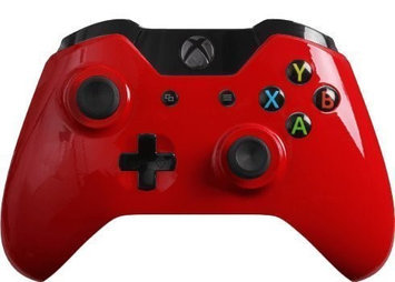 Evil Controllers X1mGRC Glossy Red Custom Xbox One Controller
