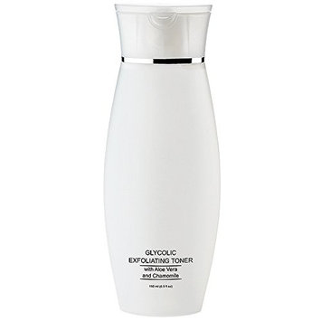 Vita Shoppe Glycolic Exfoliating Toner with Aloe Vera & Chamomile 6.5 oz