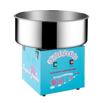 Great Northern Popcorn Company Great Northern Popcorn Cotton Candy Machine Flufftastic Floss Maker Electric