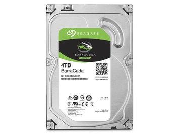 Monoprice, Inc. Seagate 4TB BarraCuda SATA 6GB/s 64MB Cache 3.5-Inch Internal Hard Drive (ST4000DM005)