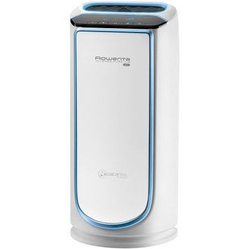 Rowenta PU6010 Intense Pure Air HEPA Filter Air Purifier With 4 Filters Including Formaldehyde-Free