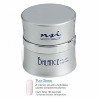nsi Balance UV Gel System - Top Gloss - 15g / 0.5oz