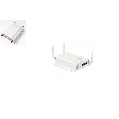 Hewlett Packard HP ProCurve MSM323 IEEE 802.11a/b/g 54 Mbps Wireless Access Point - ISM Band - UNII Band - 4 x Antenna(s) - 2 x Network (RJ-45) - PoE Ports