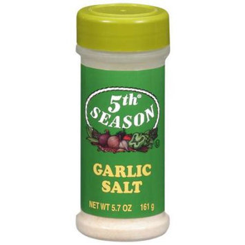 5Th Season: Garlic Salt, 5.7 oz