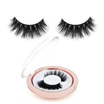 BEPHOLAN False Eyelashes 3D Mink Lashes Dramatic Mink Eyelashes Reusable Handmade Lashes Fake Eyelashes (XMZ01)