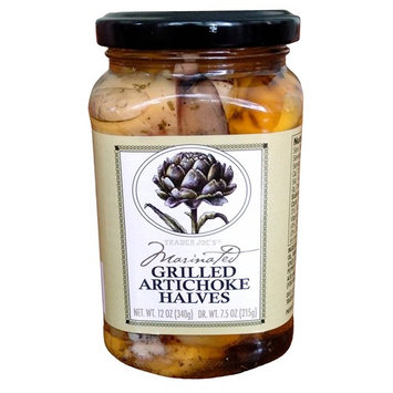 Trader Joe's Marinated Grilled Artichoke Halves
