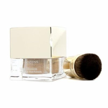 Skin Illusion Mineral & Plant Extracts Loose Powder Foundation (With Brush) - # 109 Wheat 13g/0.4oz