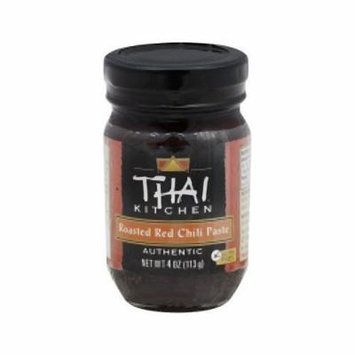 Thai Kitchen Roasted Red Chili Paste 4 Oz (Pack of 6) - Pack Of 6