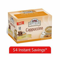 Grove Square Caramel Cappuccino, Single Serve (72 ct.)