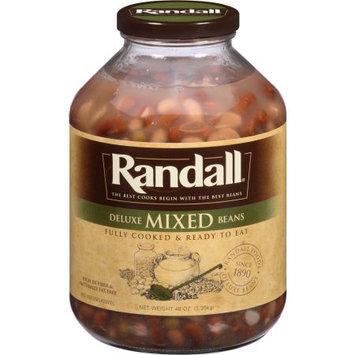 Randall Deluxe Mixed Beans - 1 Jar (48 oz)