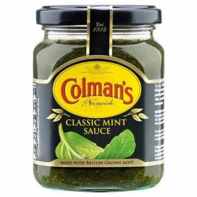 Colemans Mint Sauce 6 x 250ml