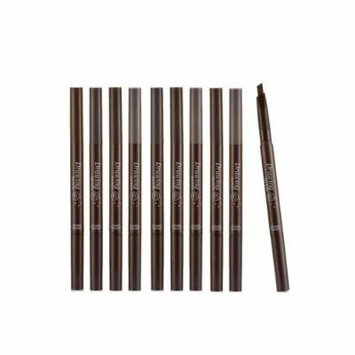 [Etude House] Drawing Eye Brow Pencil x 10PCS #03 Brown