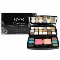 NYX Bohemian Chic Nude Matte Palette