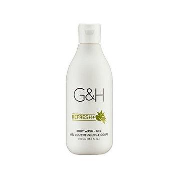 4 x Amway G&H Refresh + Body Wash-Gel (400ml)
