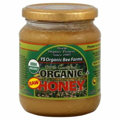 Honey Raw 16 OZ (Pack Of 6) - Pack Of 6