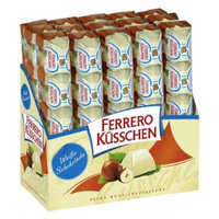 Ferrero Küsschen White Chocolate Hazelnut 44g (15-pack)