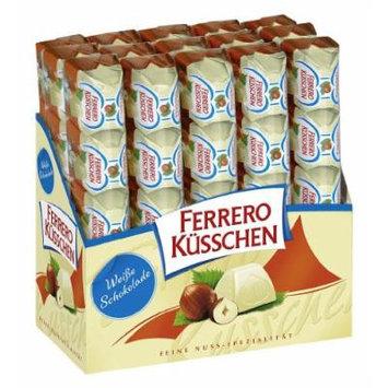 Ferrero Küsschen White Chocolate Hazelnut 44g (15-pack)