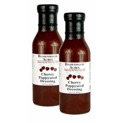 Cherry Poppyseed Dressing - 2 PACK - Shipping Included