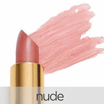 La Bella Donna Mineral Light Up Lip Colour | All Natural Pure Mineral Lipstick | Long-Lasting Color | Hydrating Formula | 100% Vegan | Hypoallergenic and Cruelty Free - Nude