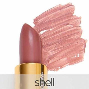 La Bella Donna Mineral Light Up Lip Colour | All Natural Pure Mineral Lipstick | Long-Lasting Color | Hydrating Formula | 100% Vegan | Hypoallergenic and Cruelty Free - Shell