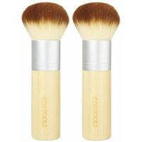 ecoTools Bamboo Bronzer Brush, 2 Pack
