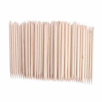 10,000 Pcs Nail Art Orange Wood Stick Sticks Cuticle Pusher Remover Manicure Pedicure Tool
