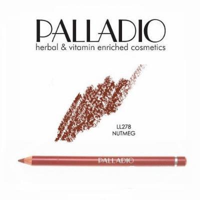 3 Pack Palladio Lip Liner Pencil 278 Nutmeg