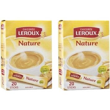 Leroux Soluble Chicory - 20 sticks / box - 2 boxes