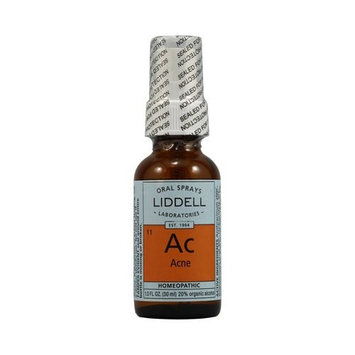 Liddell Laboratories Liddell Homeopathic Ac Acne - 1 fl oz - HSG-614248
