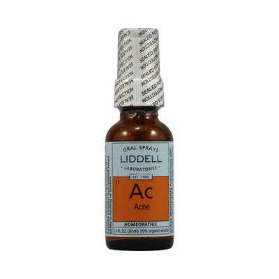 Liddell Laboratories Liddell Homeopathic Ac Acne - 1 fl oz - HSG-614248