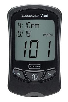 Glucocard Vital Blood Glucose Meter Kit