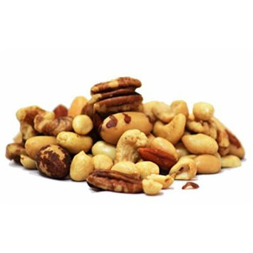 Roasted and Salted Mixed Nuts by Its Delish 2 lbs