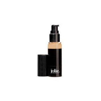 Jolie Luminous Foundation SPF 15 - Silky Hydrating Liquid Makeup (Country Beige)