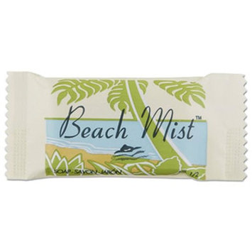 Bhm NO12 Face and Body Soap, Beach Mist Fragrance, 0.5 oz.