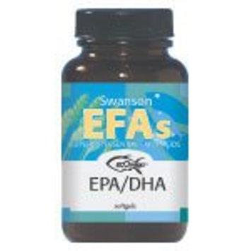 Swanson Ecomega Epa/Dha Fish Oil 180/120 Milligrams 120 Sgels
